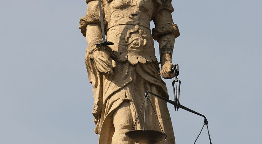 Lady Justice (Photo: Roland Zumbuehl/Wikimedia Commons)