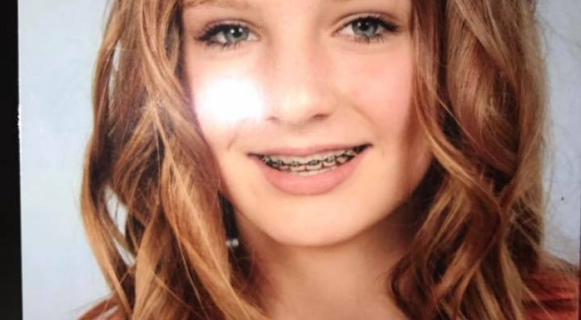11 year old Nikkie missing from Deventer since 27 Dec 2016