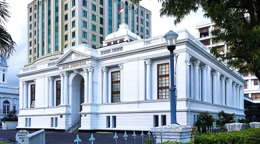 Dutch architecture in Indonesia - Bank Indonesia in Medan