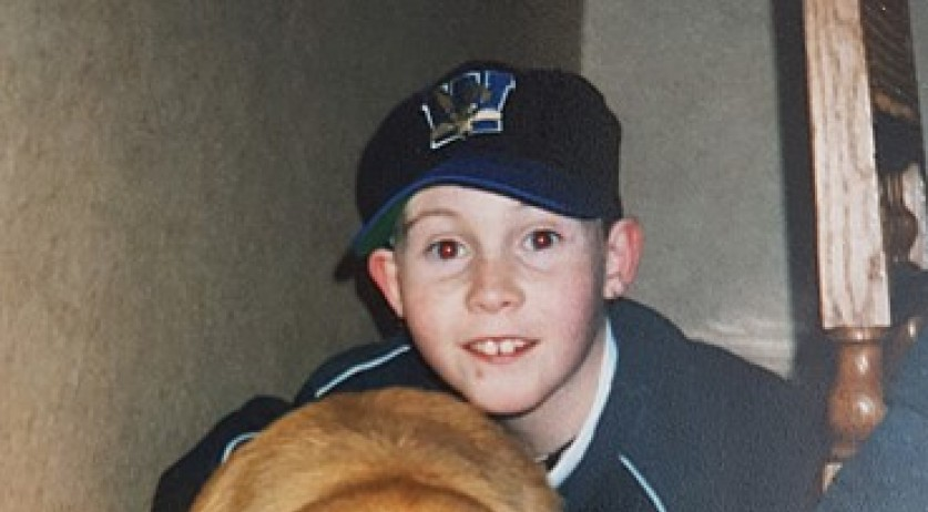 Nicky Verstappen, murdered at age 11 in Brunssum in August 1998