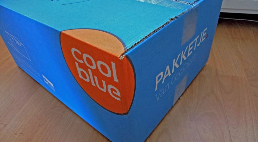 A Coolblue package