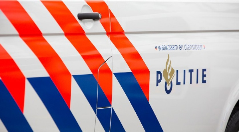 Dutch police car