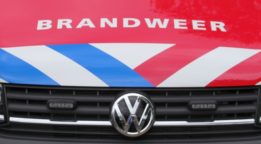 Brandweer fire department Volkswagen