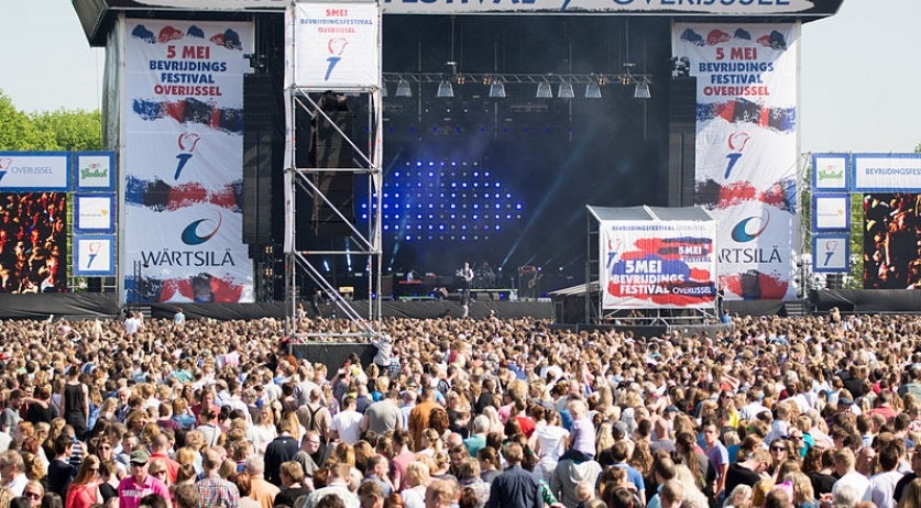 Overijssel Liberation Day Festival, 5 May 2014