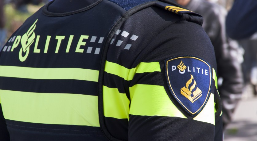 Netherlands police uniform