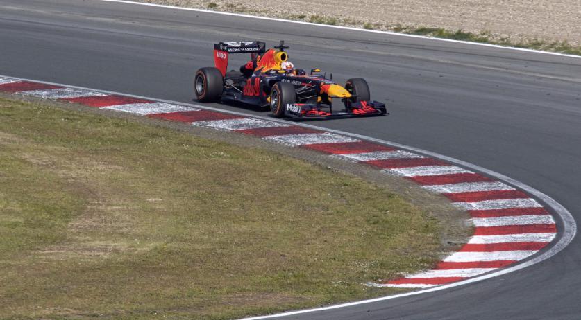 Nitrogen Emissions Delay Work On Zandvoort F1 Circuit Nl Times