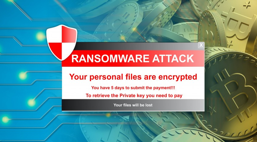 Ransomware for Bitcoin