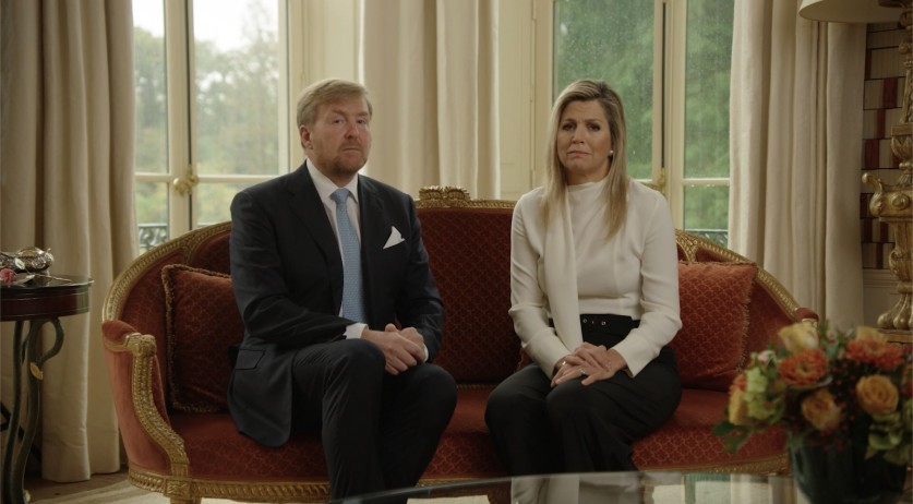 King Willem-Alexander and Queen Maxima apologize over their Greek vacation during the Dutch partial lockdown. 21 Oct. 2020
