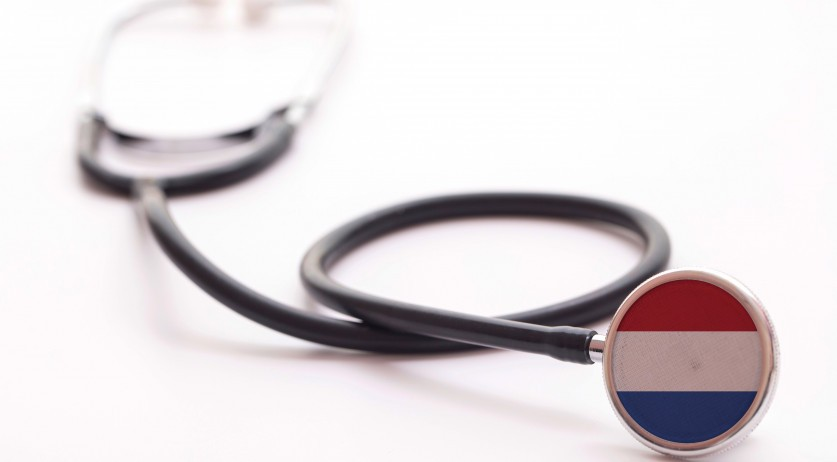 "Stock image of a ""Dutch"" stethoscope"