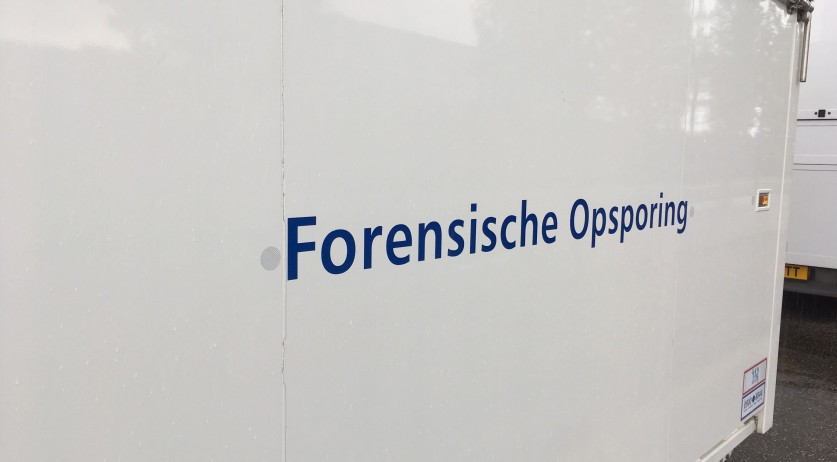 Mobile forensic unit