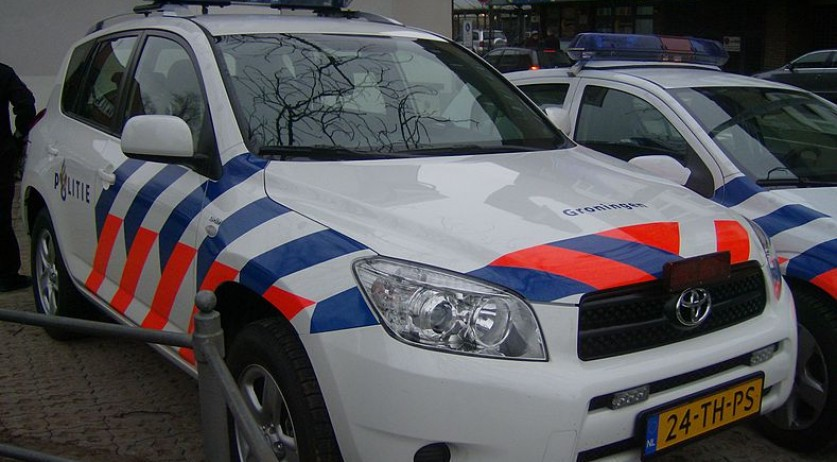 Police_Car_The_Netherlands (Source: Wikimedia)