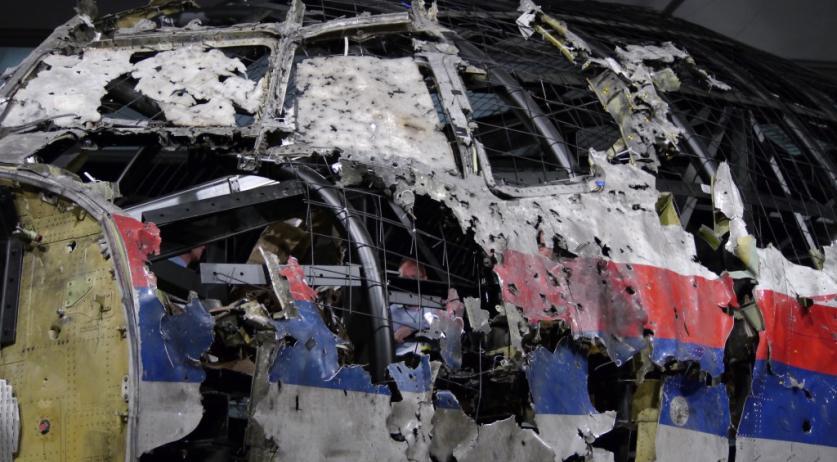 MH17, Dutch Safety Board, in 2015