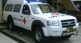 Ford Ranger Ambulance Indonesia