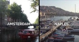 Amsterdam or Naples?