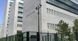 Europol building in The Hague