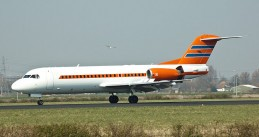 Dutch government plane, PH-KBX
