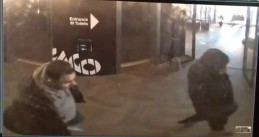 Two men stole a safe from the A'DAM tower in Amsterdam, 11 Dec 2016