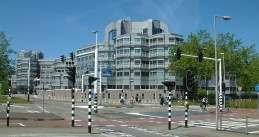 The AIVD building in Zoetermeer