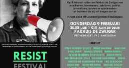 Resist Festival organized to raise money for the She Decides family planning fund