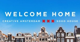 Online action to show support for a Soho House Amsterdam