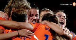 The Oranje women progress to the quarterfinals of the European Championships, 24 Jul 2017