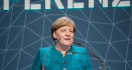 Angela Merkel, 4 Apr 2017