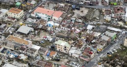 Sint Maarten after Hurricane Irma, 7 Sept 2017