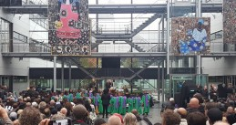 Amsterdam commemorates the 25th anniversary of the Bijlmer disaster, 4 Oct 2017
