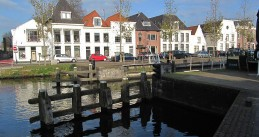 Herengracht in Weesp