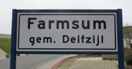 Farmsum, in the municipality of Delfzijl