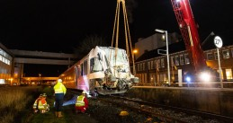 Arriva train truck crash