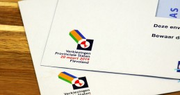 Flevoland voting passes for the 2019 Provincial States election, 20 March 2019