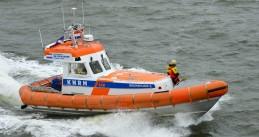 Dutch water rescue organization KNRM