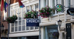 Gay club Church in Amsterdam