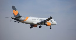 Thomas Cook Airlines - Belgium from Schiphol Amsterdam