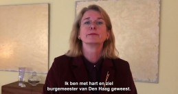 Pauline Krikke resigns as Den Haag mayor