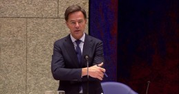 Prime Minister Mark Rutte in a parliamentary debate on the coronavirus policy, 22 September 2020