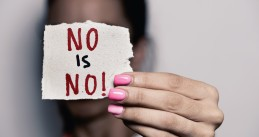 Gender-based violence - No means no