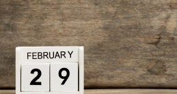 Leap Day, February 29