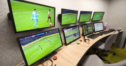 KNVB Video Replay Center in Zeist