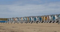 Beach houses in Vlissingen