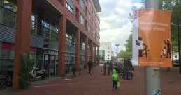 Amsterdam primary school reopens as Netherlands eases out of its coronavirus lockdown, 11 May 2020
