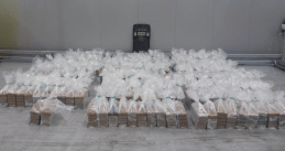 151 million euros in cocaine found in a banana shipment from Ecuador