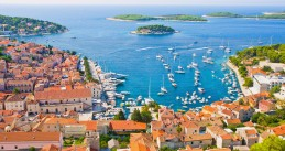 Hvar in Croatia