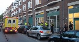 A 15-year-old girl was stabbed to death in a home on Mathenesserdijk in Rotterdam, 12 August 2020