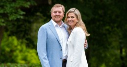King Willem-Alexander and Queen Maxima in The Hague, 17 July 2020