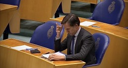 Mark Rutte in a parliamentary debate on notes leaked from the cabinet formation process, 1 April 2021