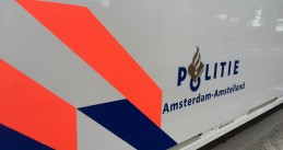 A mobile forensics lab from the Amsterdam police
