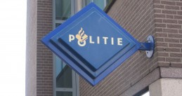 Dutch police sign