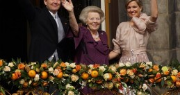 King Willem-Alexander, Princess Beatrix and Queen Maxima (Source: Wikimedia/Floris Looijesteijn)